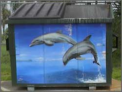 Photo of Dolphin Dumpster
